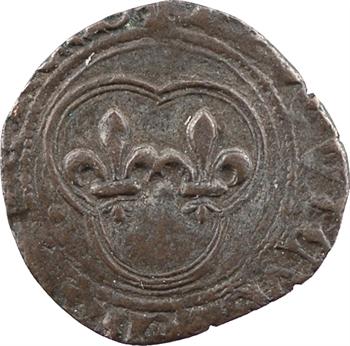 Louis XII, denier tournois, Troyes