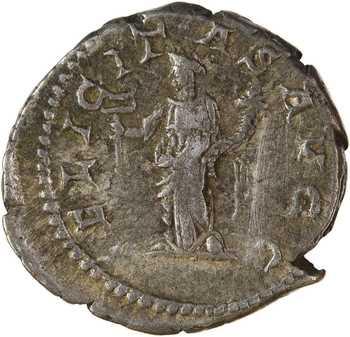 Septime Sévère, denier, Rome, 205