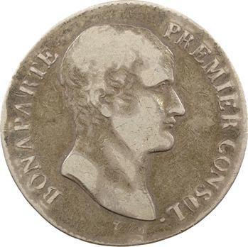 Consulat, 5 francs, An 12 Marseille