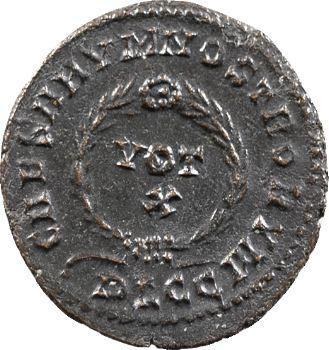Crispus, nummus, Lyon, 323