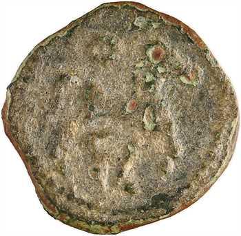 Arvernes, bronze VERCA, avant 52 av. J.-C