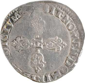 Henri IV, demi-franc, 1604 Aix-en-Provence