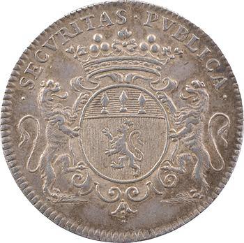 Lorraine, Metz (ville de), P. de Rissan, échevin, 1700