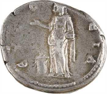 Cappadoce, Antonin, didrachme, Césarée de Cappadoce, 138-161