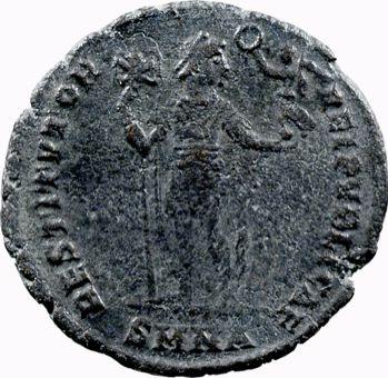 Valentinien Ier, double maiorina, Nicomédie, 364-367