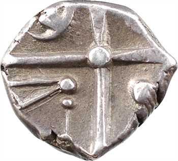 Volques Tectosages, drachme à la tête triangulaire, c.121-52 av. J.-C.