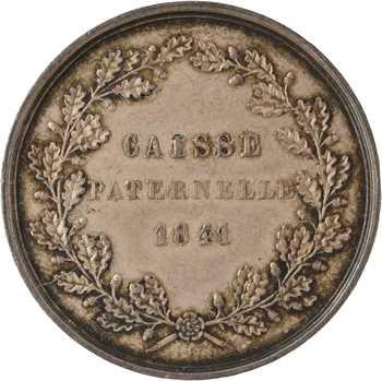 Second Empire, Caisse paternelle, 1841 Paris