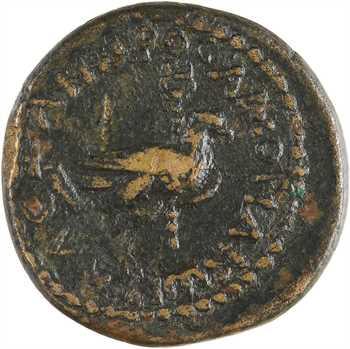 Phrygie, Auguste, assarion, Amorium [Aura], 27 av. J.-C.-14 ap. J.-C