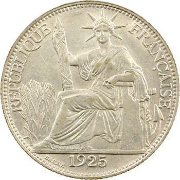 Indochine, 20 centièmes, 1925 Paris