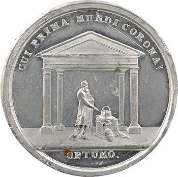 Autriche/Saint Empire Romain Germanique, sacre de Léopold II à Francfort, 1790 Nuremberg