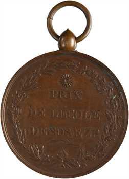 Second Empire, prix de l'école de Sorèze, 1816 (postérieur) Paris