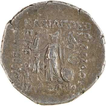 Cappadoce, Ariarathe X, drachme, 42–36 av. J.-C