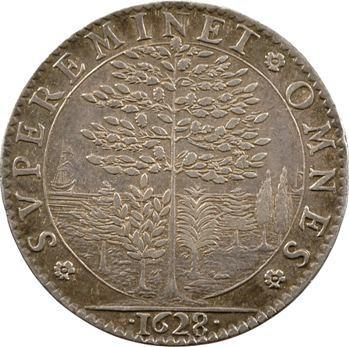 Henriette de France, 1628