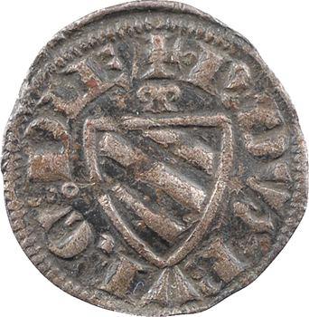 Bourgogne (duché de), Robert II, denier, s.d. (c.1303) Dijon