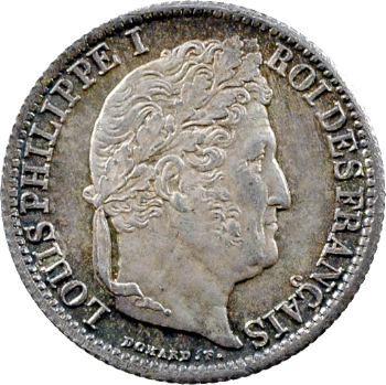 Louis-Philippe Ier, 1/2 franc, 1831 Paris