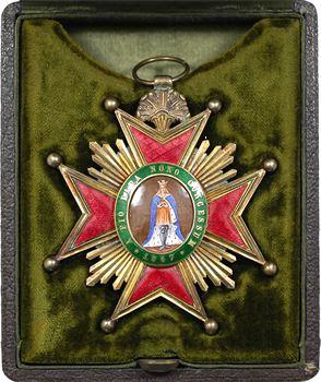France, IIIe République, Croix du Chapitre de Besançon