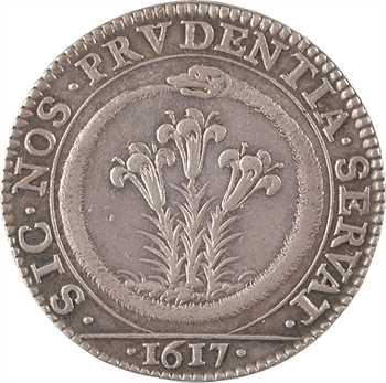 Anne d'Autriche, 1617