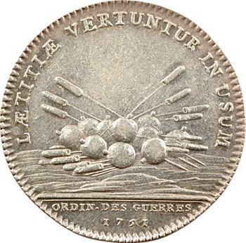 Ordinaire des guerres, Louis XV, 1751
