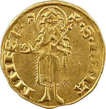Dauphiné, Viennois (dauphins du), Charles (V), florin d'or, re émission, s.d. (avant 1364)