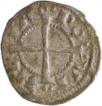Provence (comté de), Anonymes, obole, s.d. (1186-1243) Marseille