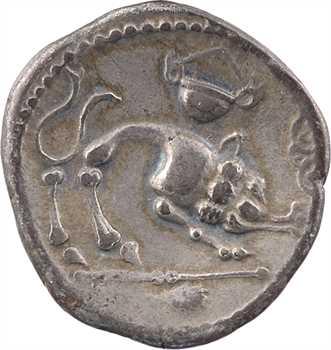 Trésor de Bridiers, drachme lourde, type II au lion, c.230-180 av. J.-C