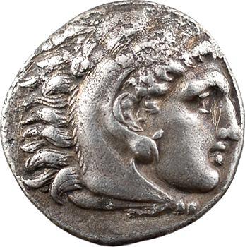 Macédoine, Alexandre le Grand, drachme, Lampsaque, c.323-317 av. J.-C.