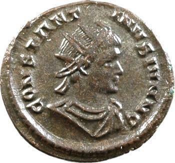 Constantin II, nummus, Londres, 322-323