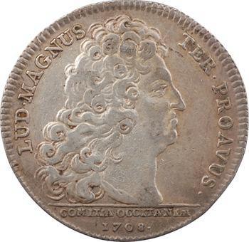 Languedoc (États de ), Louis XIV, 1708 Paris