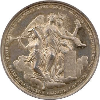 Vatican, Léon XIII, ouverture des archives secrètes du Vatican, An VIII (1885) Rome