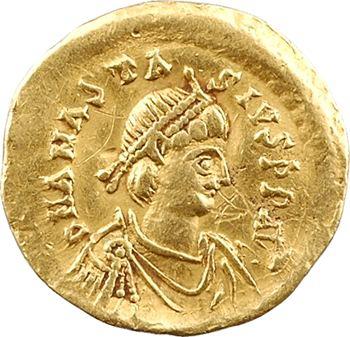 Anastase, trémissis, Constantinople, 491-518