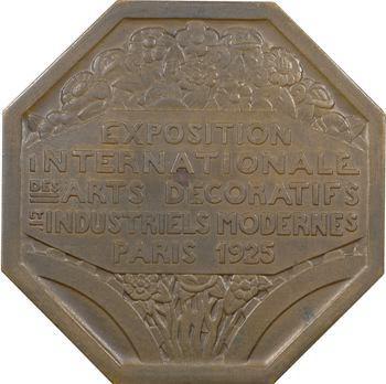 Turin (P.) : Exposition des Arts décoratifs, grand module, 1925 Paris