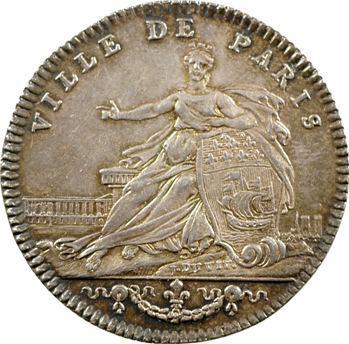 Paris (ville de), Camus de Pontcarré, prévôt des marchands, 1763