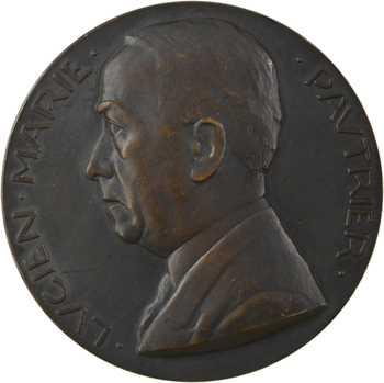 Pommier (A.) : Lucien-Marie Pautrier, école de dermatologie de Strasbourg, 1919-1939