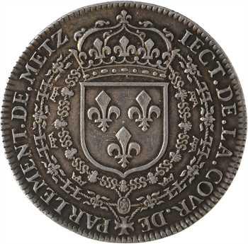 Lorraine, Metz (Cour de Parlement de), 1641 Paris