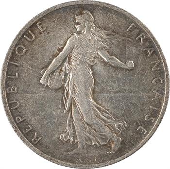 IIIe République, 2 francs Semeuse, 1902 Paris