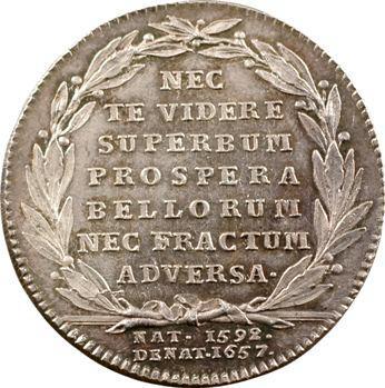Suède, Gustave Horn, commandant des troupes suédoises, s.d. (après 1657)