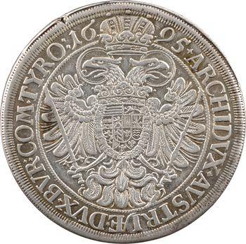 Autriche (archiduché), Léopold Ier, thaler, 1695 Vienne