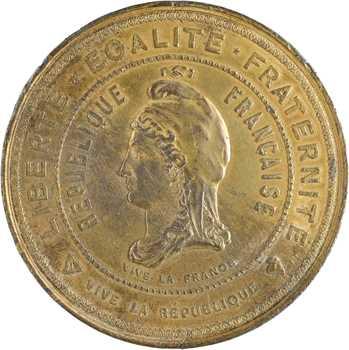 Guerre de 1870-1871, la ville de Lille aide les parisiens affamés, 1871
