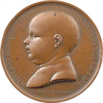 Premier Empire, naissance du Roi de Rome, 1811 Paris