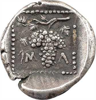 Thrace, Maronée, tétrobole, c.385-360 av. J.-C.