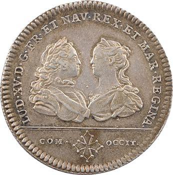 Languedoc (États de), mariage de Louis XV avec Marie Leszczynska, 1726 Paris