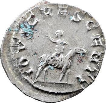 Valérien II, antoninien, Trèves, 257-258