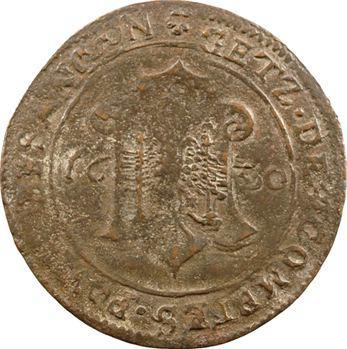 Besançon, Jacques-Nicolas de La Baume, 1630