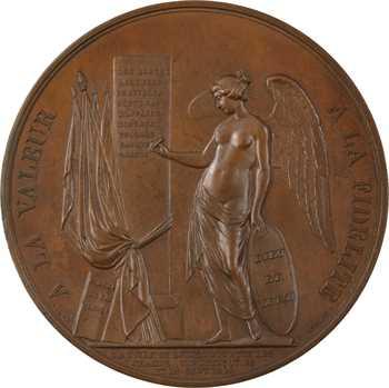 Louis XVIII, visite des champs vendéens par la Duchesse d'Angoulême, 1823 Paris
