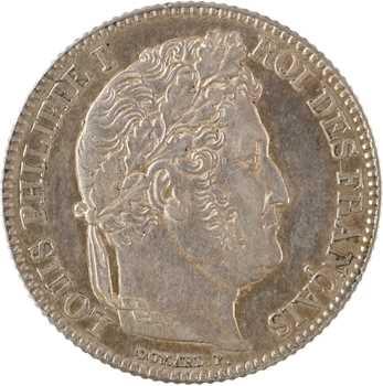 Louis-Philippe Ier, 1 franc, 1847 Paris