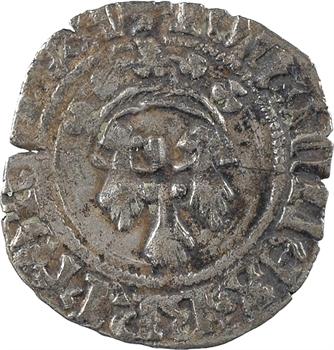 Bretagne (duché de), Jean V, gros dit florette, s.d. (après 1420) Nantes