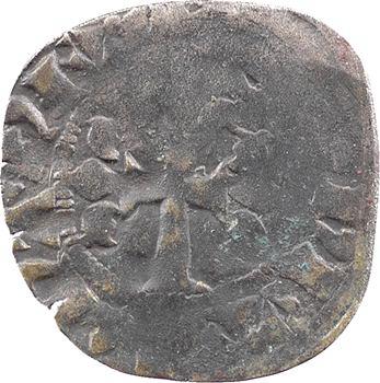 Bretagne (duché de), Charles de Blois, double parisis, s.d. (c.1346) Nantes
