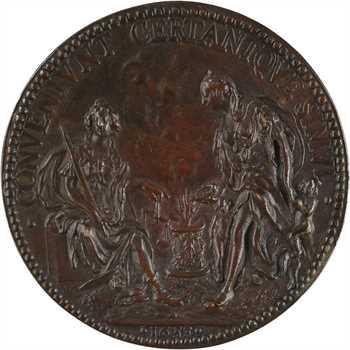 Louis XIII, Pierre Séguier, par Jean Warin, 1633 Paris
