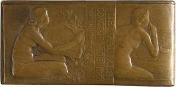 Saint-Marceaux (René de) : journal Le Gaulois, 1901 Paris