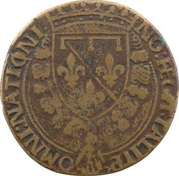 Orléans, jeton de Louis d'Orléans, 2e duc de Longueville, s.d